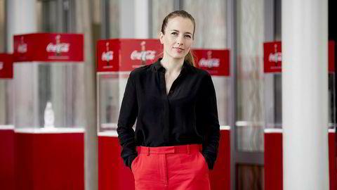 – Nå er alle permitterte tilbake på jobb, sier kommunikasjonssjef Mette Vinther Talberg i Coca-Cola European Partners Norge.