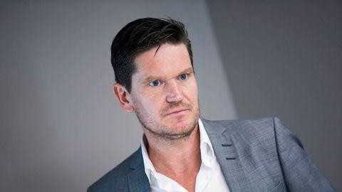Kjetil Olsen, sjeføkonom i Nordea Markets.
