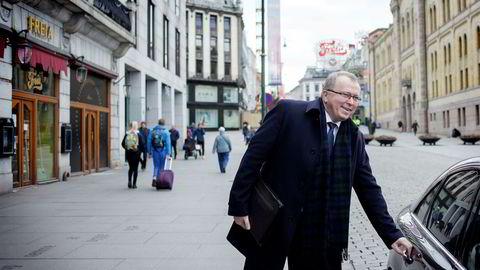 Ved årsskiftet var Statoil og toppsjef Eldar Sætre ferdig med sin store treårige slankekur der hver femte ansatt har forsvunnet gjennom oljekrisen.