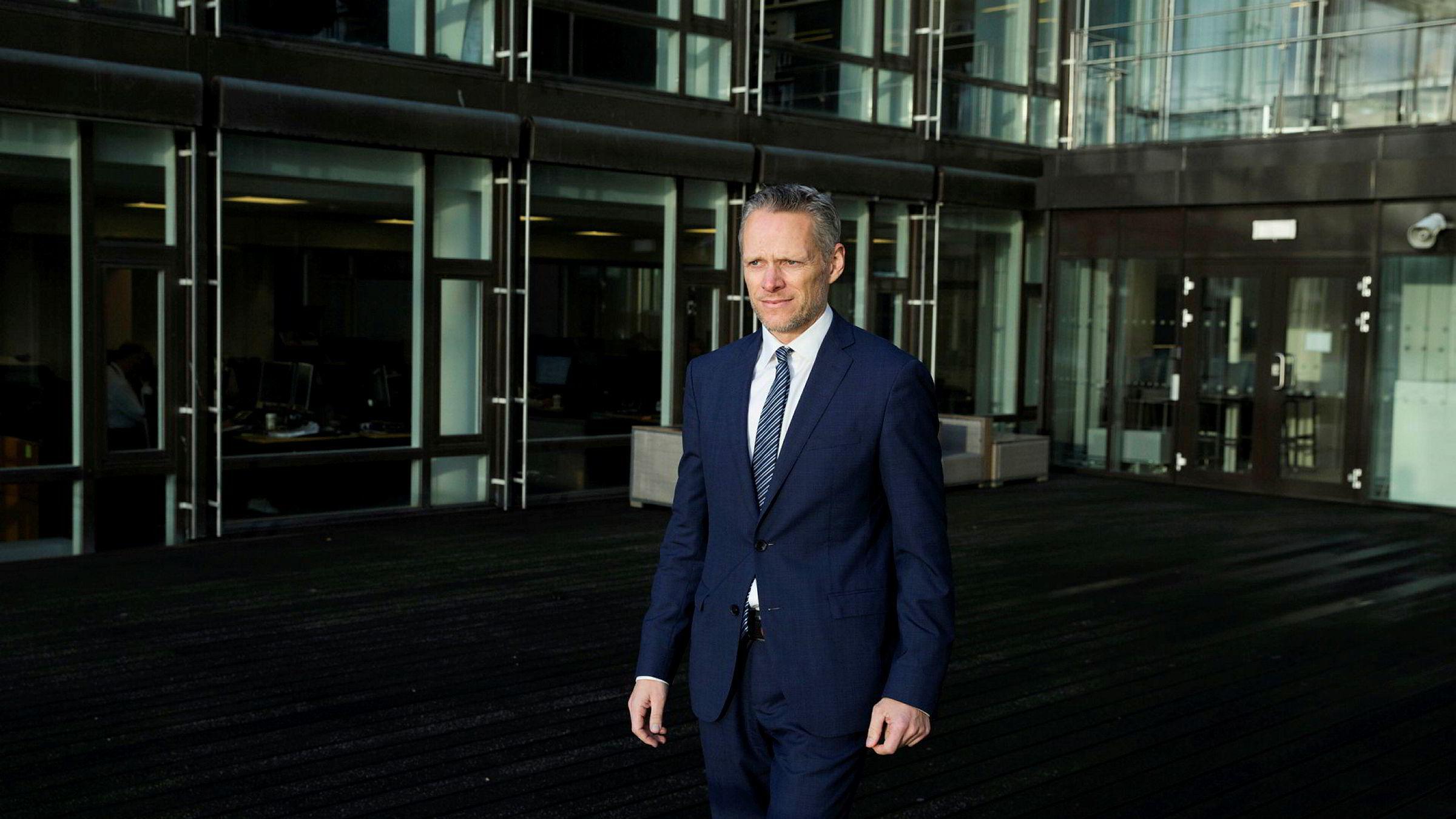 Dette er et krakk, sier sjefstrateg Christian Lie i Danske Bank.