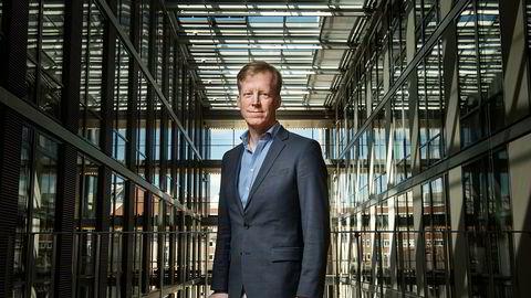 Curt Rice er rektor for det som var Høgskolen i Oslo og Akershus, og som nå er blitt universitet med et omstridt navn.