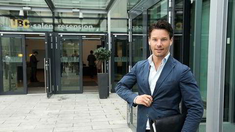 – Det vi er mest fornøyd med, er at samtlige ti hoteller utvikler seg i positiv retning, sier styreleder Anders Buchardt i eiendomskonsernet AB Invest, som han eier sammen med faren Arthur Buchardt.