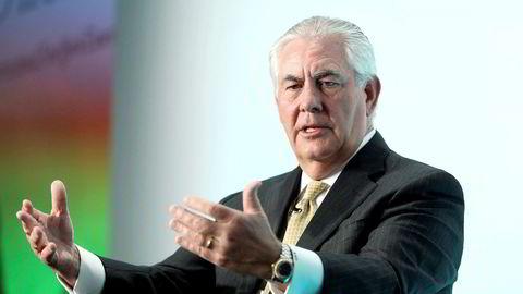 USAs utenriksminister Rex Tillerson truer med å trekke landet fra FNs menneskerettsråd.