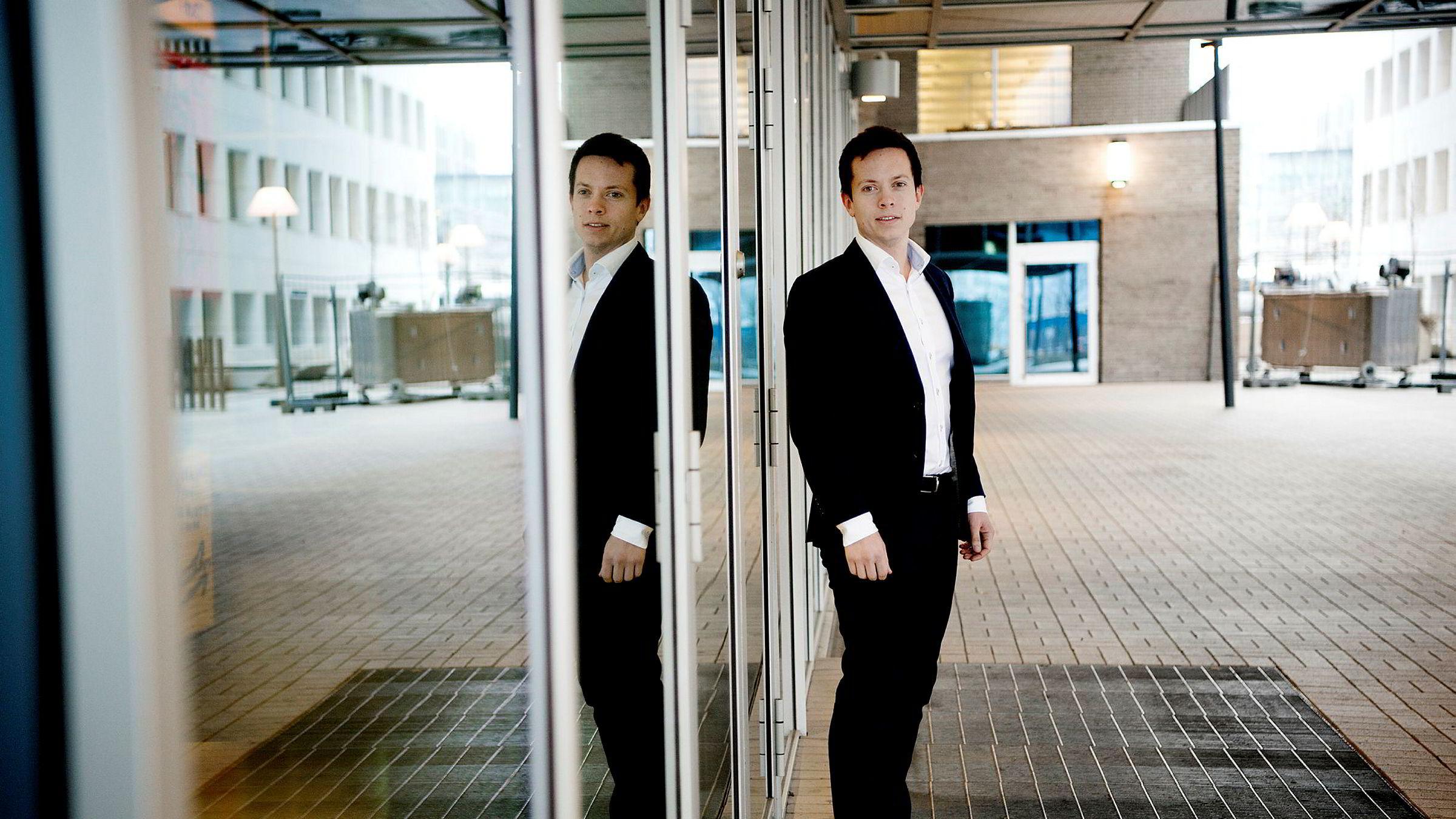– Det har kommet en del nye aktører inn i høyrentemarkedet, sier kredittstrateg Magnus Vie Sundal i DNB Markets.