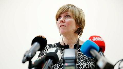Christine Meyer gikk av som direktør for Statistisk sentralbyrå. Nå er høringen om saken fastsatt til 10. januar.