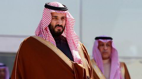 Visekronprins Muhammad Bin Salman i Saudi-Arabia har blant annet styringen over det nasjonale oljeselskapet Saudi Aramco som satser stort på fornybar energi og teknologi.