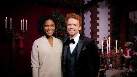 «Kvelden før kvelden» på NRK1 ble ledet av Haddy Njie og Mikkel Niva.