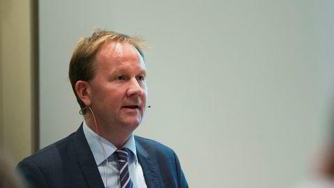 Lars Peder Solstad i Solstad Offshore har fått tildelt to langtidskontrakter.