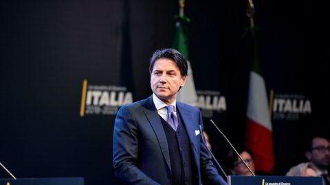 Giuseppe Conte blir sannsynligvis Italias nye statsminister. Et «selvmordsoppdrag», ifølge ekspert.