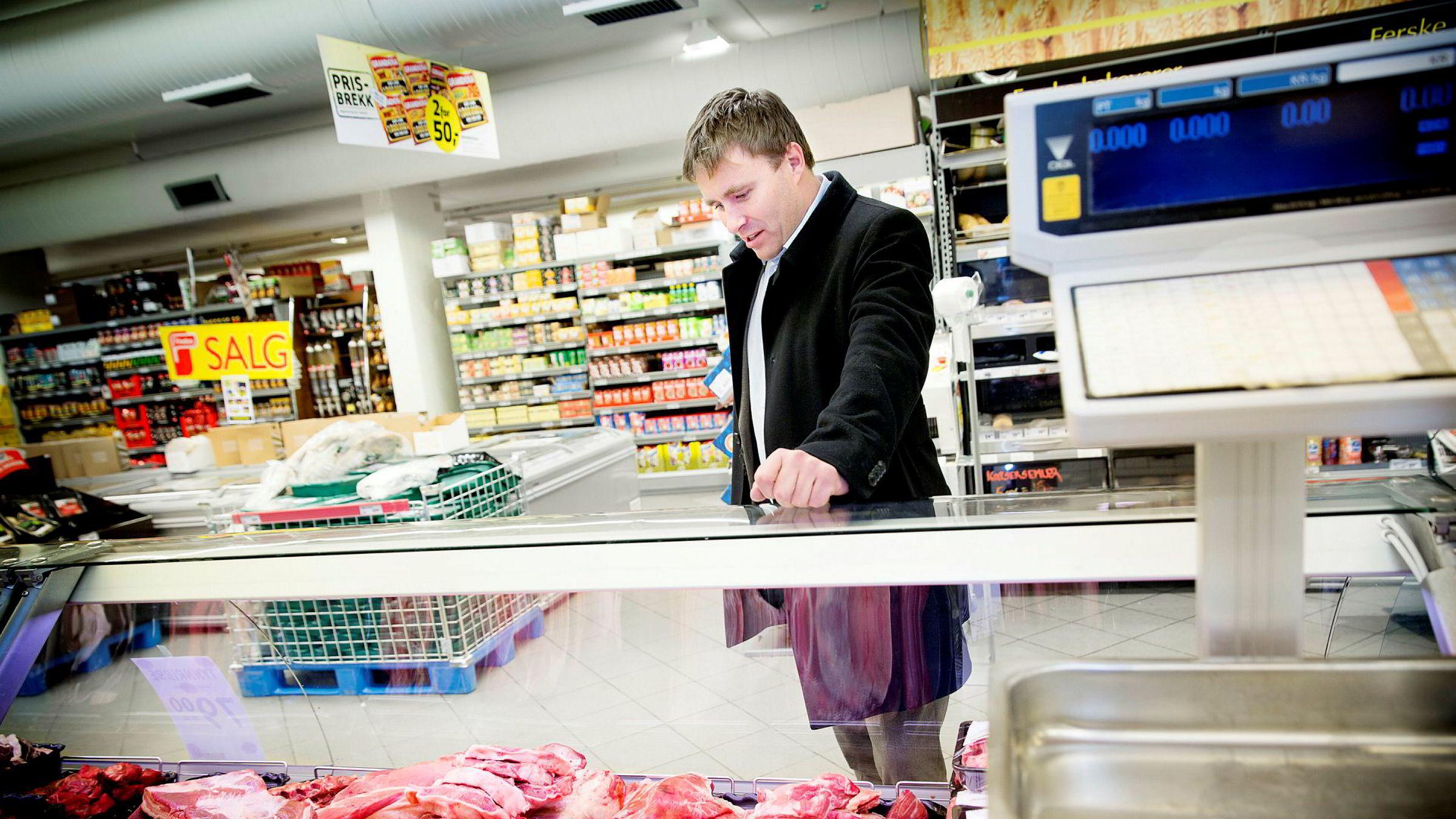 Christian Lykke, styreleder i familieselskapet I.K Lykke som eier Bunnpris, tror det norske dagligvaremarkedet hadde sett annerledes ut hvis tollvernet hadde blitt lempet på.
