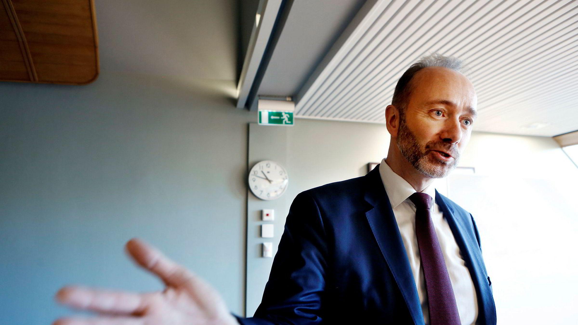 Nestleder i Arbeiderpartiet Trond Giske ønsker ikke å kommentere opplysningene om at partiet har fått inn nye bekymringsmeldinger om hans oppførsel overfor kvinner.