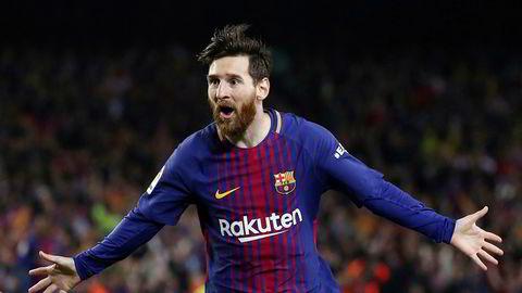 Lionel Messi og Barcelona herjer både på banen og i banken.
