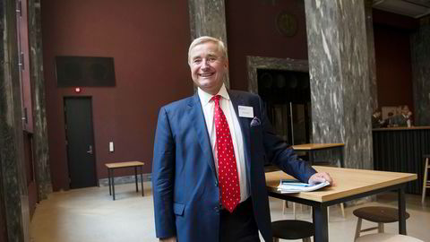 Christen Sveaas har solgt alle aksjene i Infront.