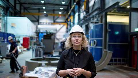 Linn Cecilie Moholt slutter som administrerende direktør i familiebedriften Karsten Moholt as etter åtte år.