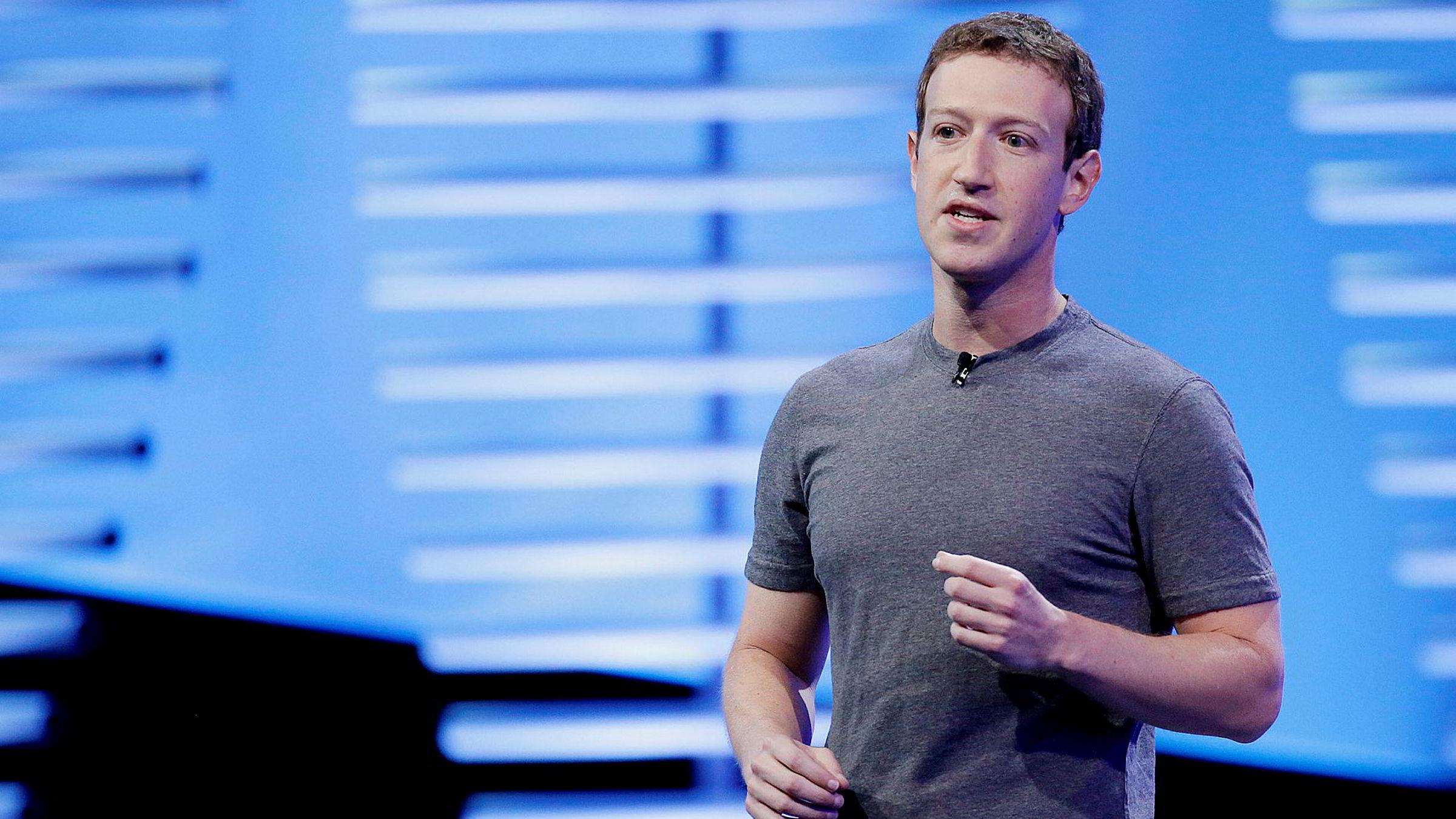 Facebook-sjef Mark Zuckerberg ønsker at selskapet skal bli meningsfylt for brukerne.