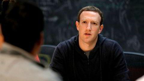 Mark Zuckerberg sier at en av Facebooks problemer er at selskapet tenkte for «idealistisk» . - Vi vil komme oss gjennom dette, sier han.