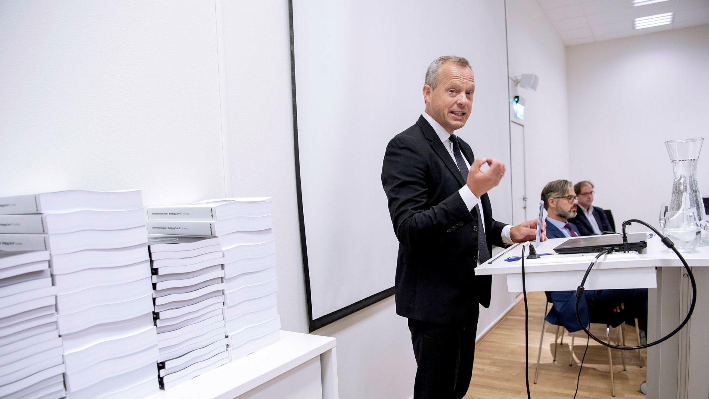 – Kjøpet av Kruse Smith Eiendom passer godt inn i vår vekstambisjon, sier Stig Bech, administrerende direktør i Solon Eiendom.