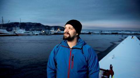 Kim Lekva Velve er hovedtillitsvalgt i kriserammede Farstad shipping.