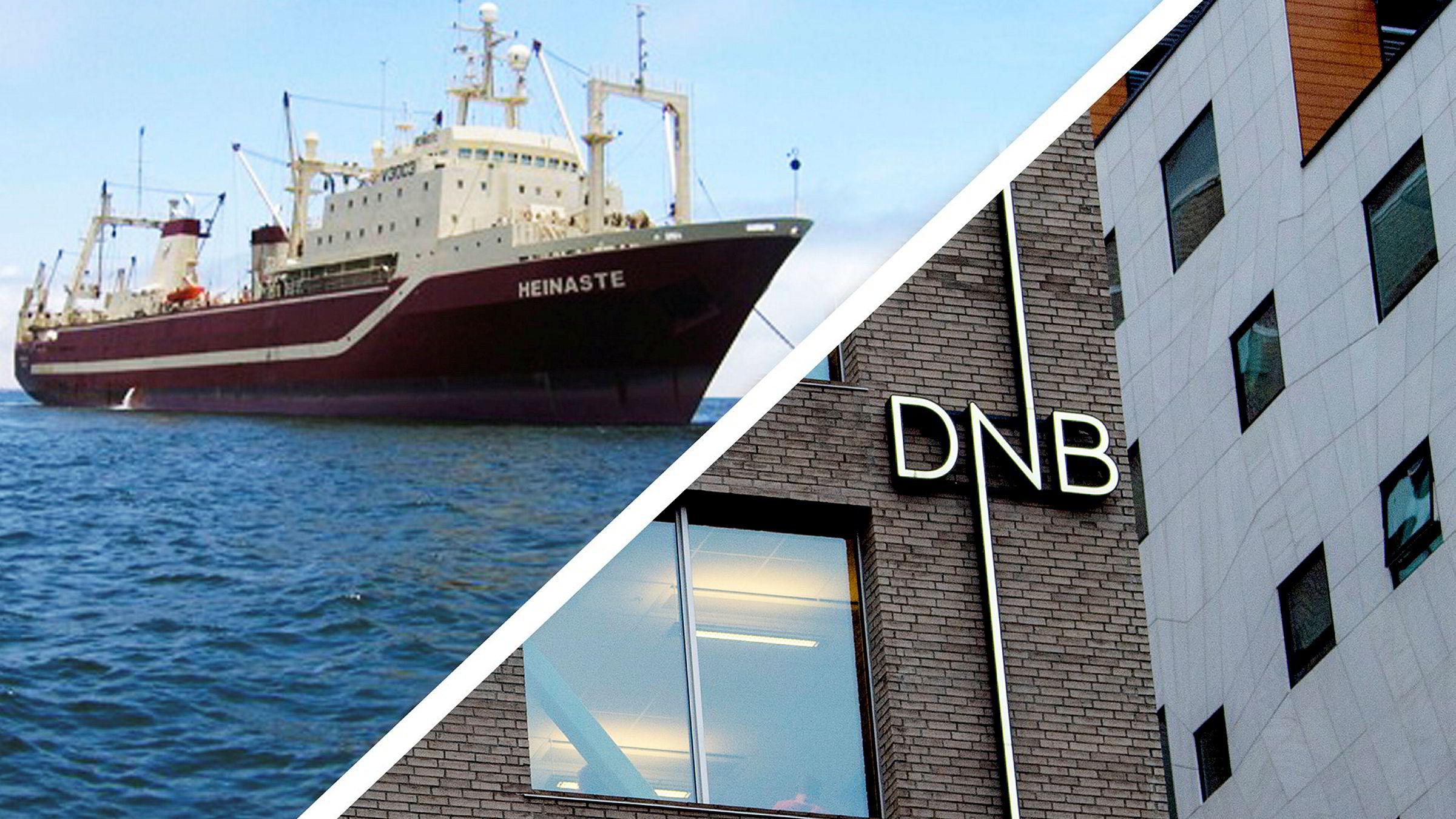 DNB er innblandet i en mulig sak med det islandske fiskeselskapet Samherji om korrupsjon og hvitvasking. Det kan være snakk om inntil 640 millioner kroner i penger sluset via DNB-kontoer.