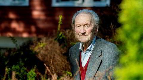 Skipsreder og cruisepioner Knut Utstein Kloster er død.