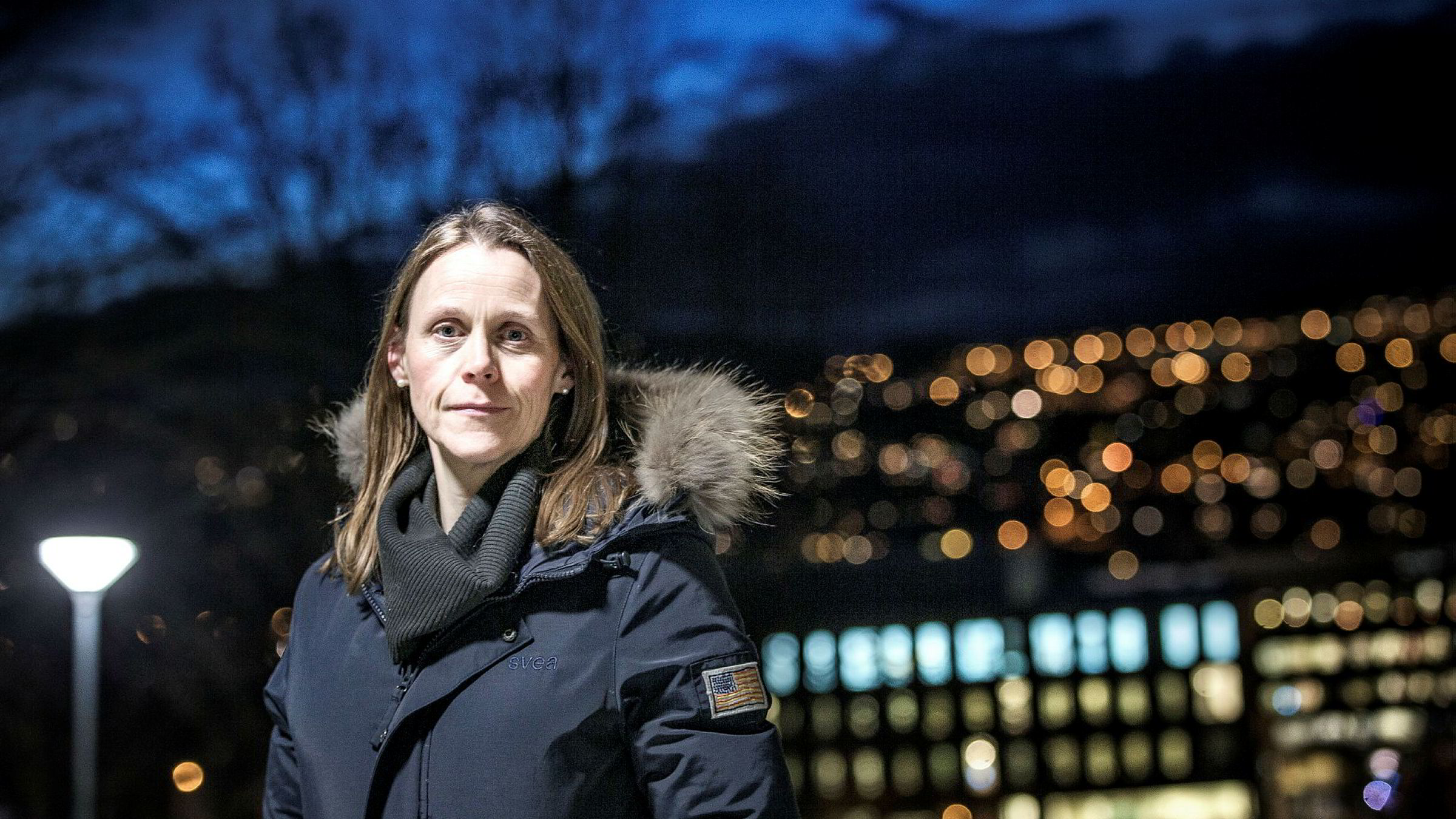 – Justisdepartementet har forsømt seg grovt når det ikke fulgt opp Lysne 1-rapporten tidlig nok. Det er veldig rart at man ikke har skrevet en strategi allerede, sier Tekna-president Lise Lyngsnes Randeberg.