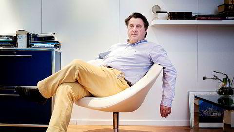 Tidligere RS Platou-ansatte har solgt aksjer for vel 800 millioner kroner på vel ett år. Clarksons-topp Peter M. Anker (bildet) solgte ned i fjor, men ikke i år.