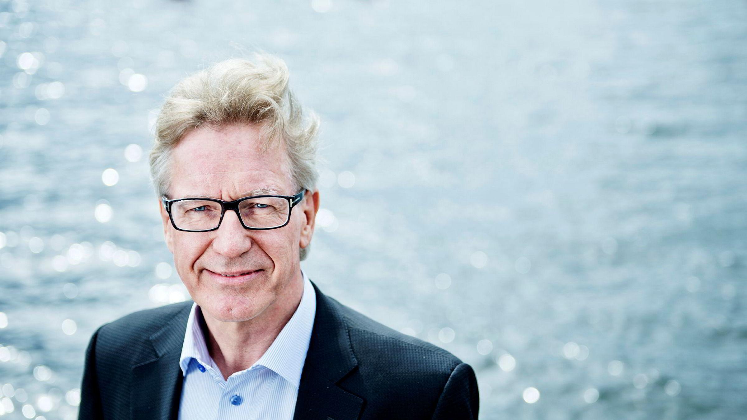 Olav Nils Sunde og hans familie byr på det konkursrammede Gresvig-konsernet.