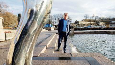 Roar Ingdal blir ny arbeidende styreleder for Smiths Venners gigantanlegg på Brunstad i Vestfold.