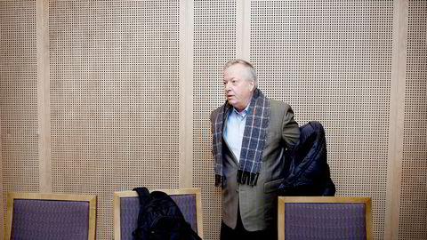 Ove Clemens Gjesdal (bildet) har ikke villet la seg avbilde i løpet av straffesaken. Her fra en tidligere sak.