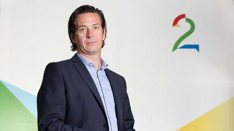 Salgs- og markedsdirektør Bjørn Gunnar Rosvoll i TV 2 har måttet stille seg på tilbudssiden for å sikre annonsesalget under koronapandemien.