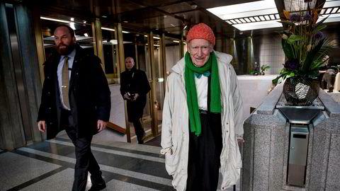 Den norske investoren Olav Thon.