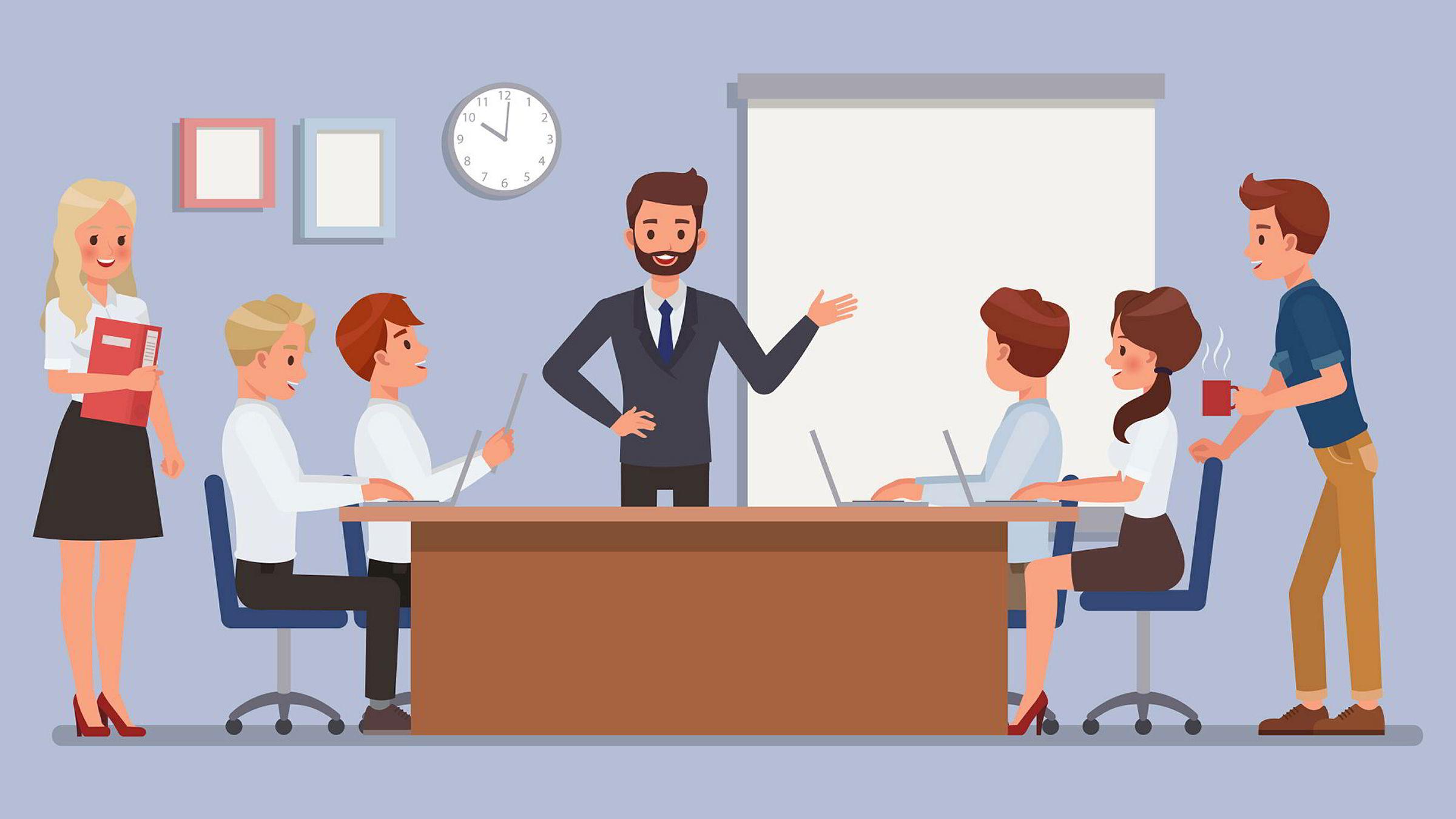 I moderne ledelsesforskning heter det at ledelse skal være effektivt, ikke «bare» godt, skriver artikkelforfatteren.