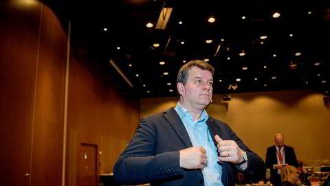 LO-sjef Hans-Christian Gabrielsen vil ikke friskmelde norsk økonomi selv om mye går riktig vei.