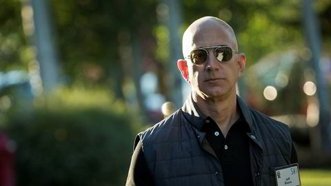 Jeff Bezos har solgt Amazon-aksjer for over en milliard dollar.