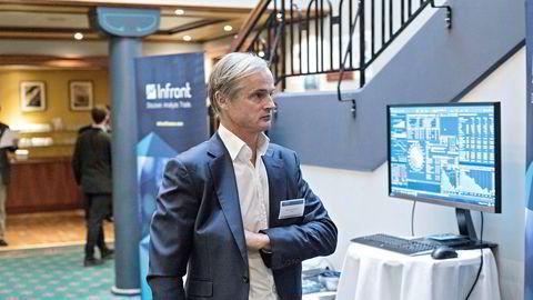 Investor Øystein Stray Spetalen har kjøpt seg kraftig opp i Pareto Bank.