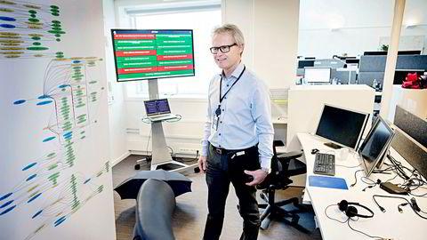 Per Morten Ek i Skatteetaten sier et fiaskoprosjekt for 15 år siden var forrige gang de leide inn it-konsulenter på fastpriskontrakt.
