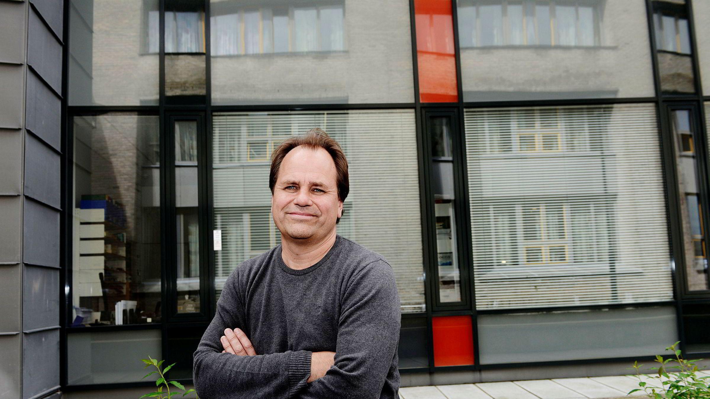 Professor Bertil Tungodden er en av de aller fremste forskerne ved Norges Handelshøyskole (NHH).
