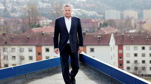 Axactors konsernsjef Endre Rangnes