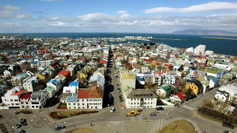 Island topper den globale boligprisindeksen for andre gang, og har en årlig boligprisvekst på 17,8 prosent i første kvartal.