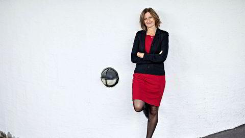 Administrerende direktør Marianne Andreassen i Lånekassen.