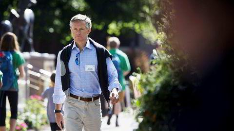 Ole Andreas Halvorsen er toppsjef i Viking Global Investors.