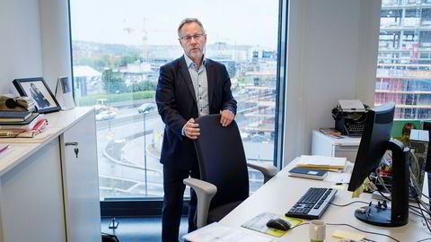 Sjefredaktør John Arne Markussen i Dagbladet kan snart kalle avisen han leder en abonnementsavis.