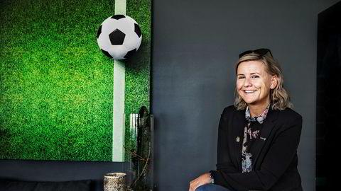Rosenborg-sjef Tove Moe Dyrhaug er glad hun hadde en del erfaring før hun startet i jobben, hvis ikke hadde hun knekt nakken.