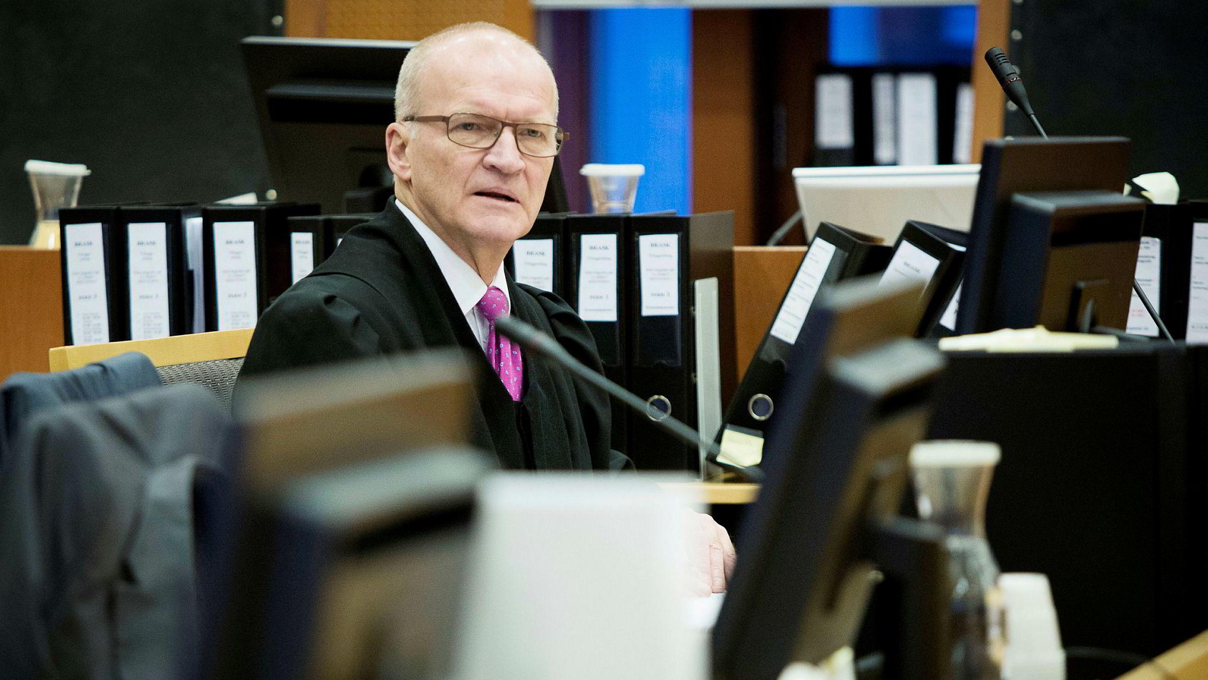 Advokat Erling Olav Lyngtveit forsvarte den nå bedrageridømte mannen og forteller tirsdag kveld at dommen vil bli anket.