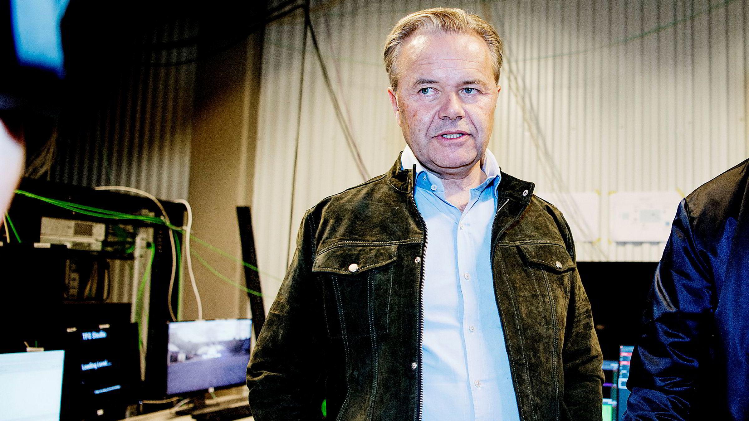 Seriegründer Jens Petter Høili stiftet The Future Group i 2013 sammen med Bård-Anders Kasin.