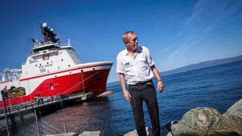 Ole Bjørneviks Boa Offshore har 3,4 milliarder i gjeld og har engasjert rådgivere for å finne en løsning på gjeldsproblemene.