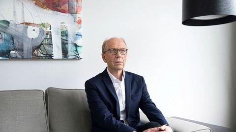 Knut Kjær, tidligere sjef i Oljefondet, er ikke imponert over Oljefondets nye vaktbikkjer.