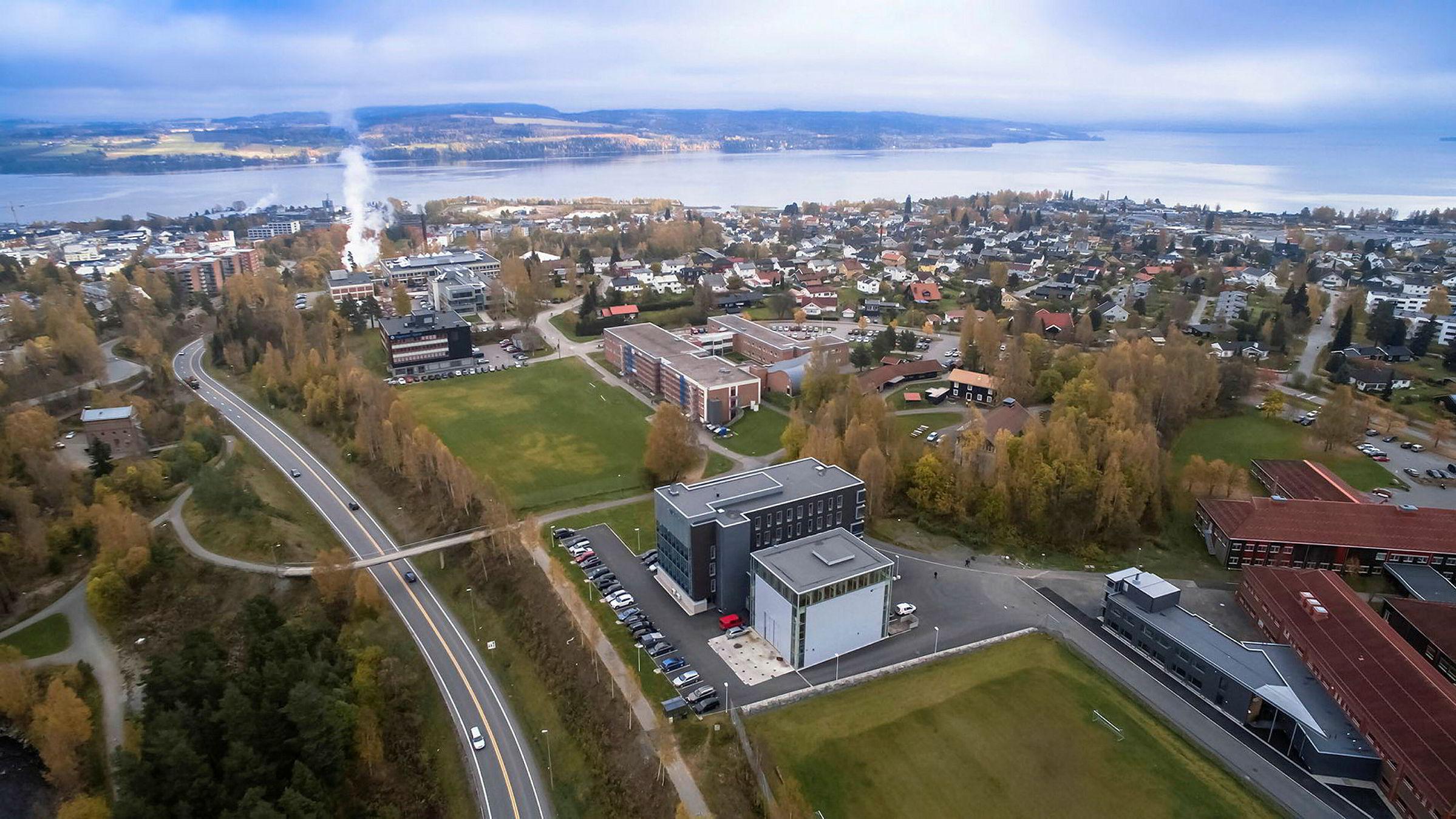 Antall søkere til ingeniørlinjene på NTNUs Gjøvik-campus har økt med 20 prosent. Studiestedet spesialiserer seg på it- og teknologiutdannelser.