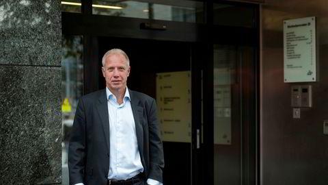 Porteføljeforvalter i Alfred Berg Kapitalforvaltning, Kristian Tunaal.