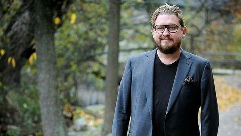 Er Metoo de anonyme anklagenes revolusjon, spør forfatter Torgrim Eggen etter å ha sett en svensk tv-dokumentar, der graveredaksjonen Uppdrag Granskning har tatt for seg medienes dekning av Metoo og anklagene mot Fredrik Virtanen (bildet).